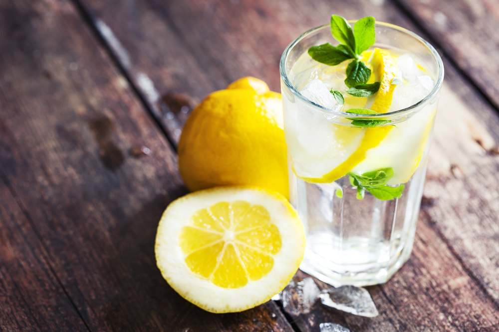 20 Reasons You Should Drink Lemon Water in the Morning.