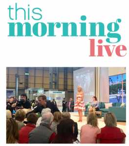 The Speakmans at This Morning Live