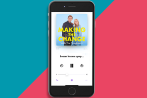 The Speakmans Making The Change Podcast Series 2
