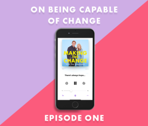 The Speakmans Making The Change Podcast Series 1 Episode 1